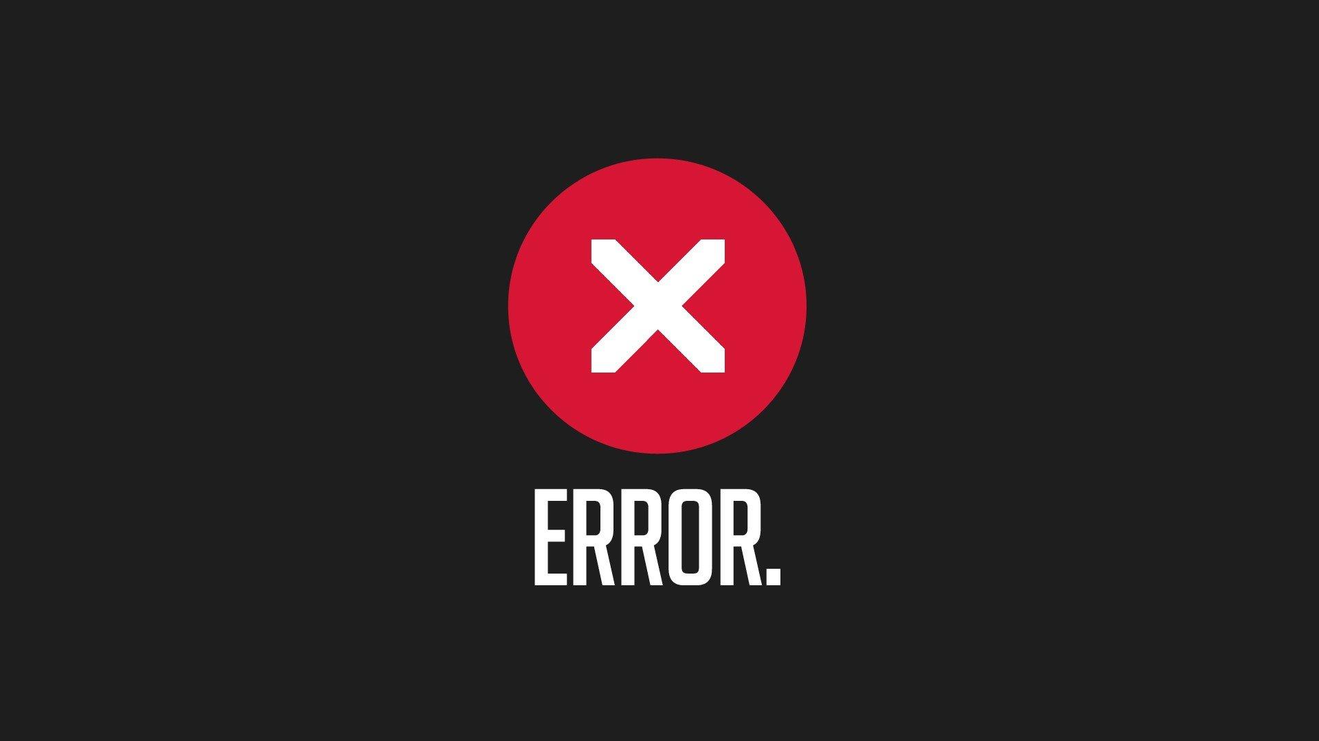 windows error wallpaper - photo #22