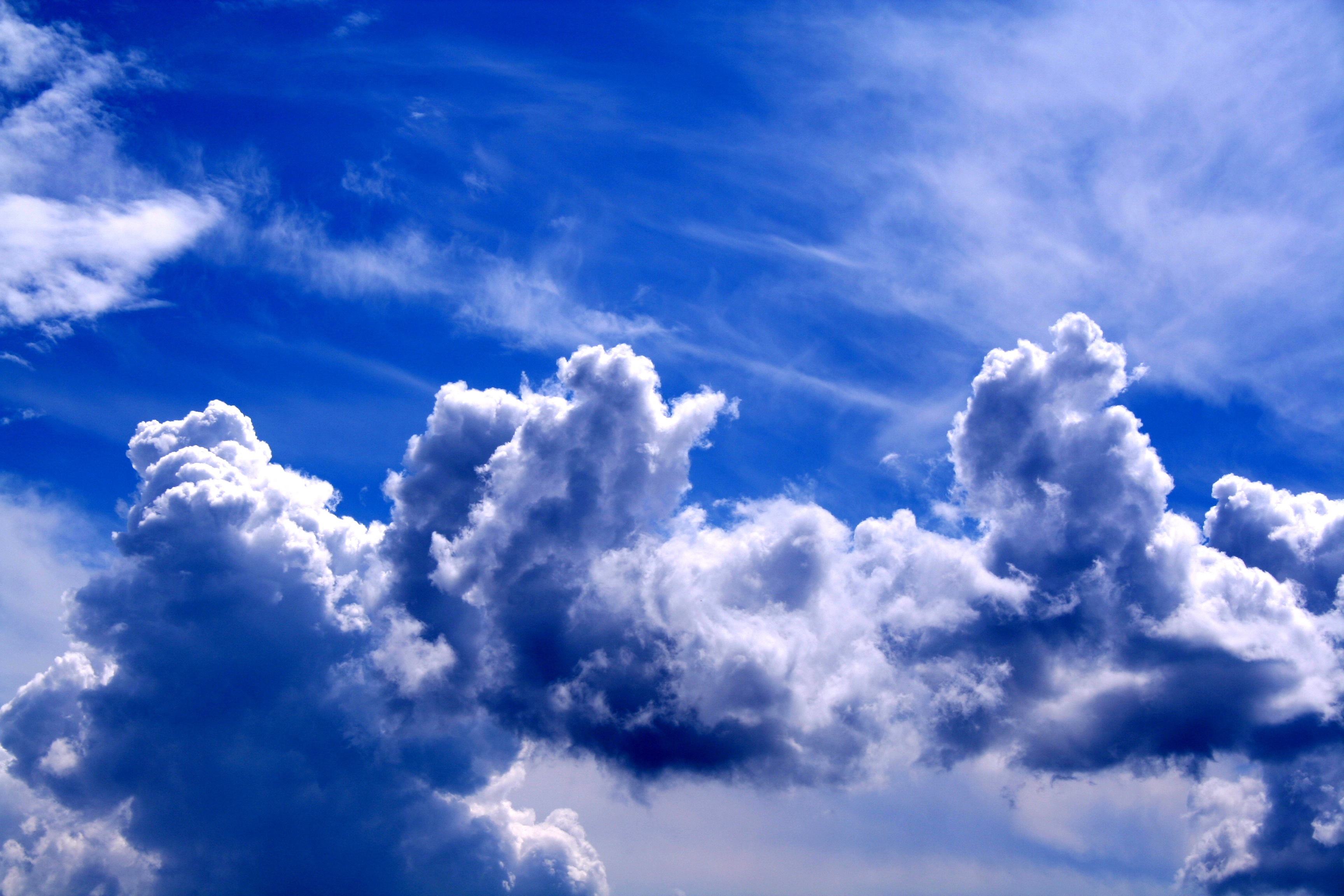 Clouds Wallpapers 3456x2304