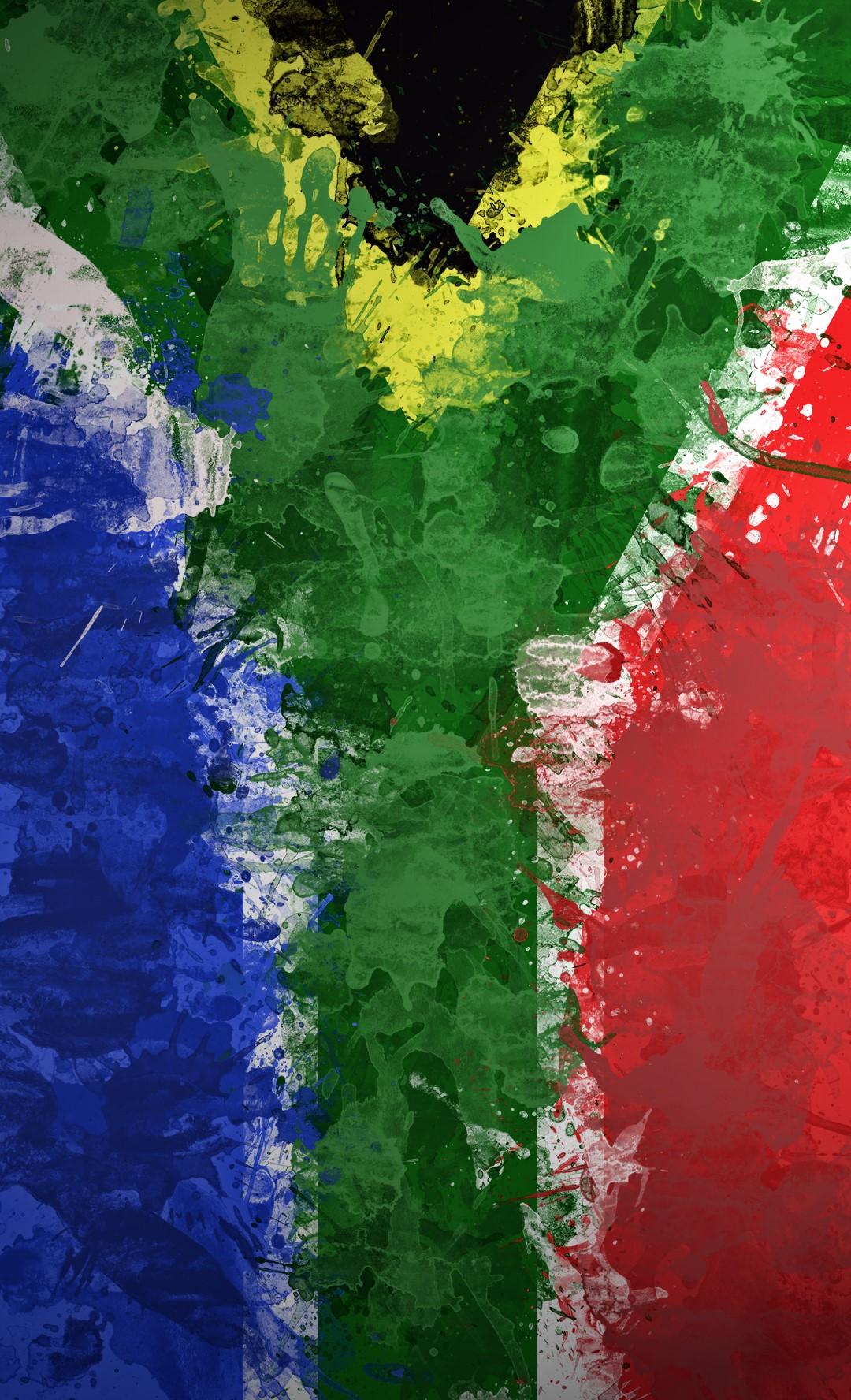 Free download South African Flag Wallpaper wwwpixsharkcom