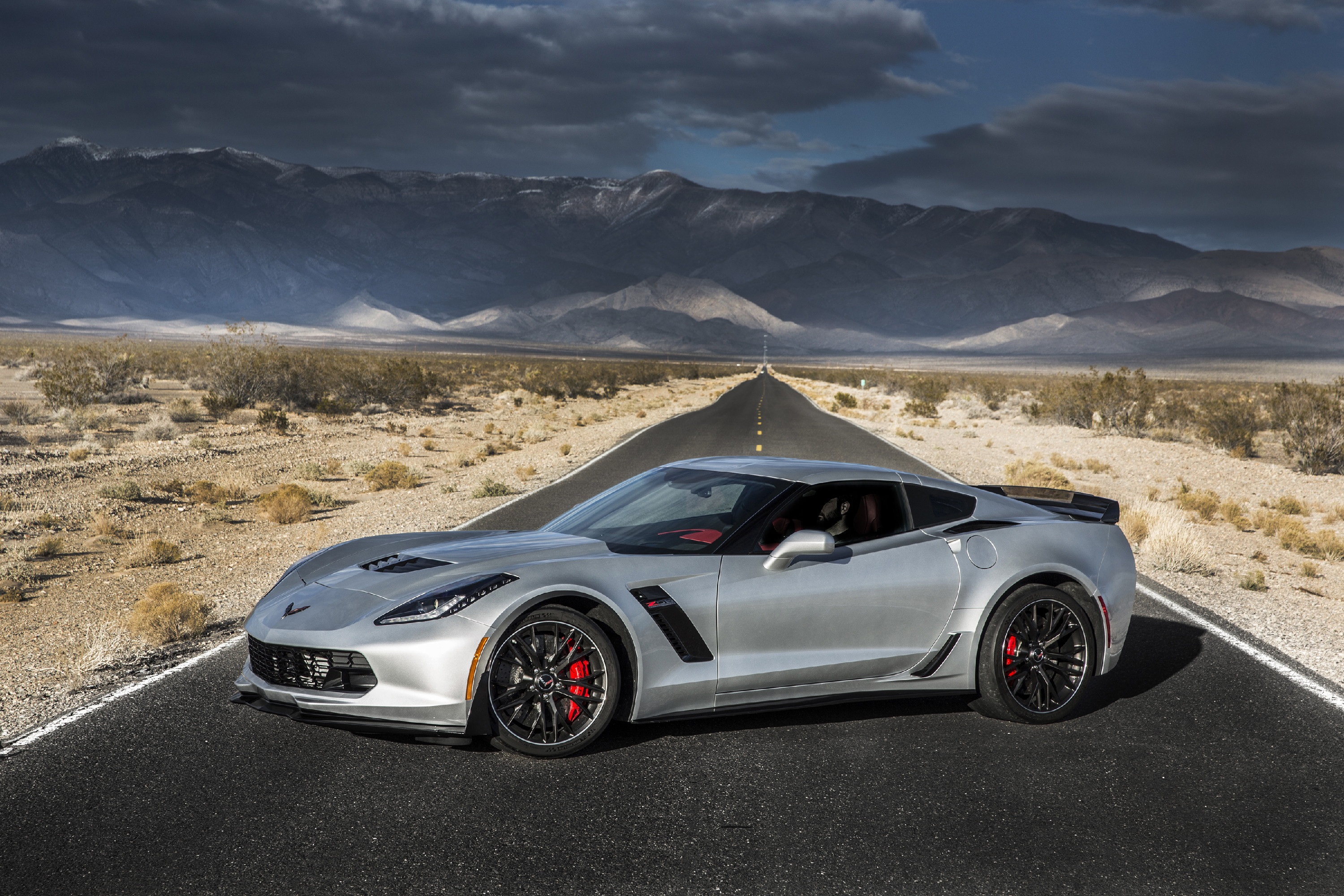 2016 Chevrolet Corvette Z06 New Car Wallpapers 3000x2000