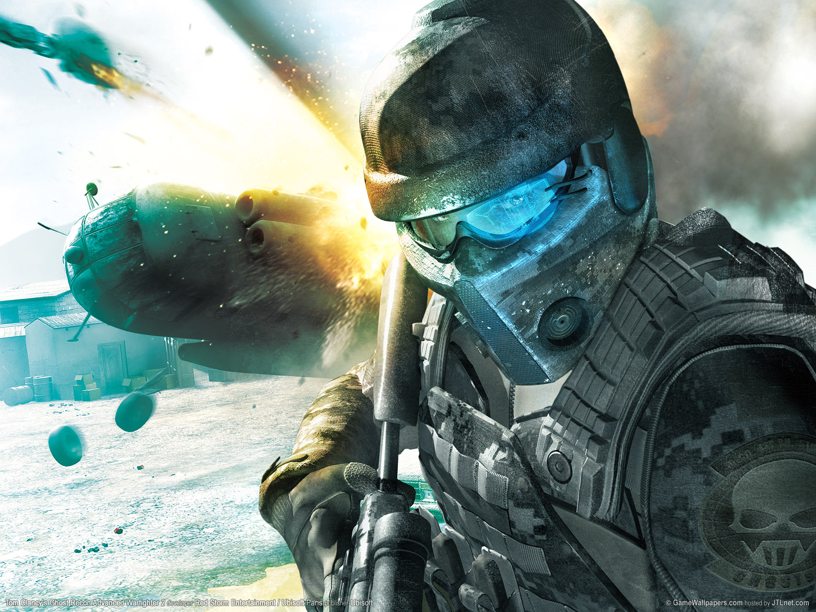 Tom Clancys Ghost Recon Future Soldier HD Wallpapers Download 1600x1200