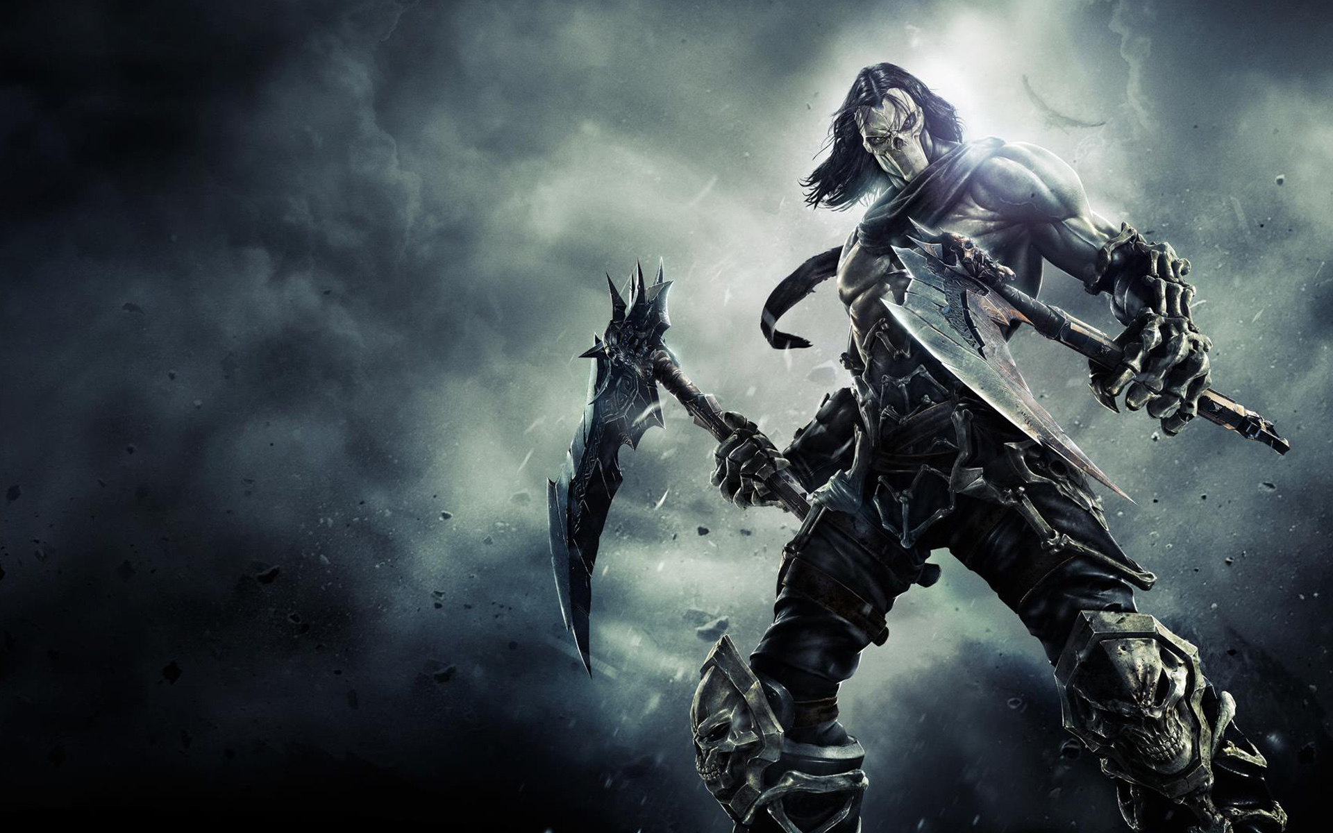 Death Darksiders 2 Game Wallpapers HD Wallpapers 1920x1200