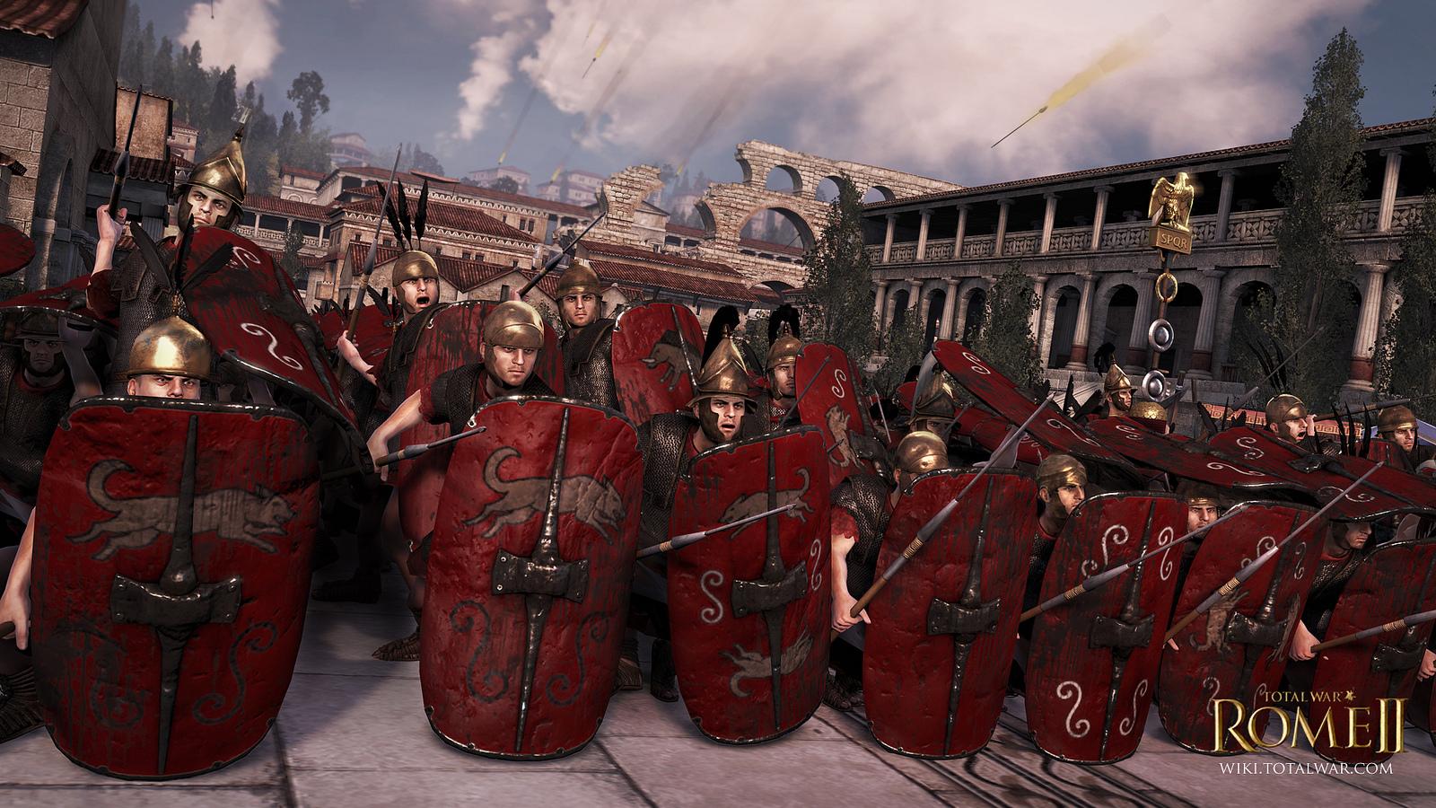 Rome 2 Sistem gereksinimleri akland   GameXNowGameXNow 1600x900