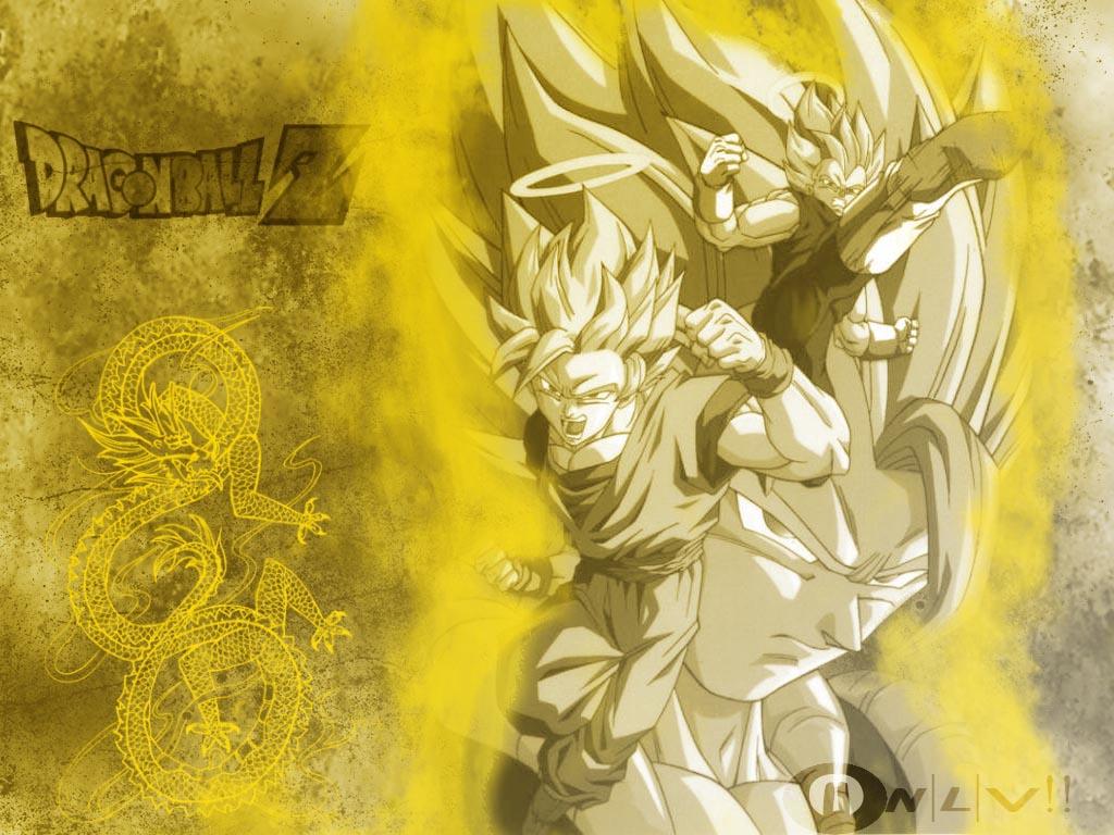 dragon ball z 1024x768 Anime wallpapers Papis de parede anime 1024x768