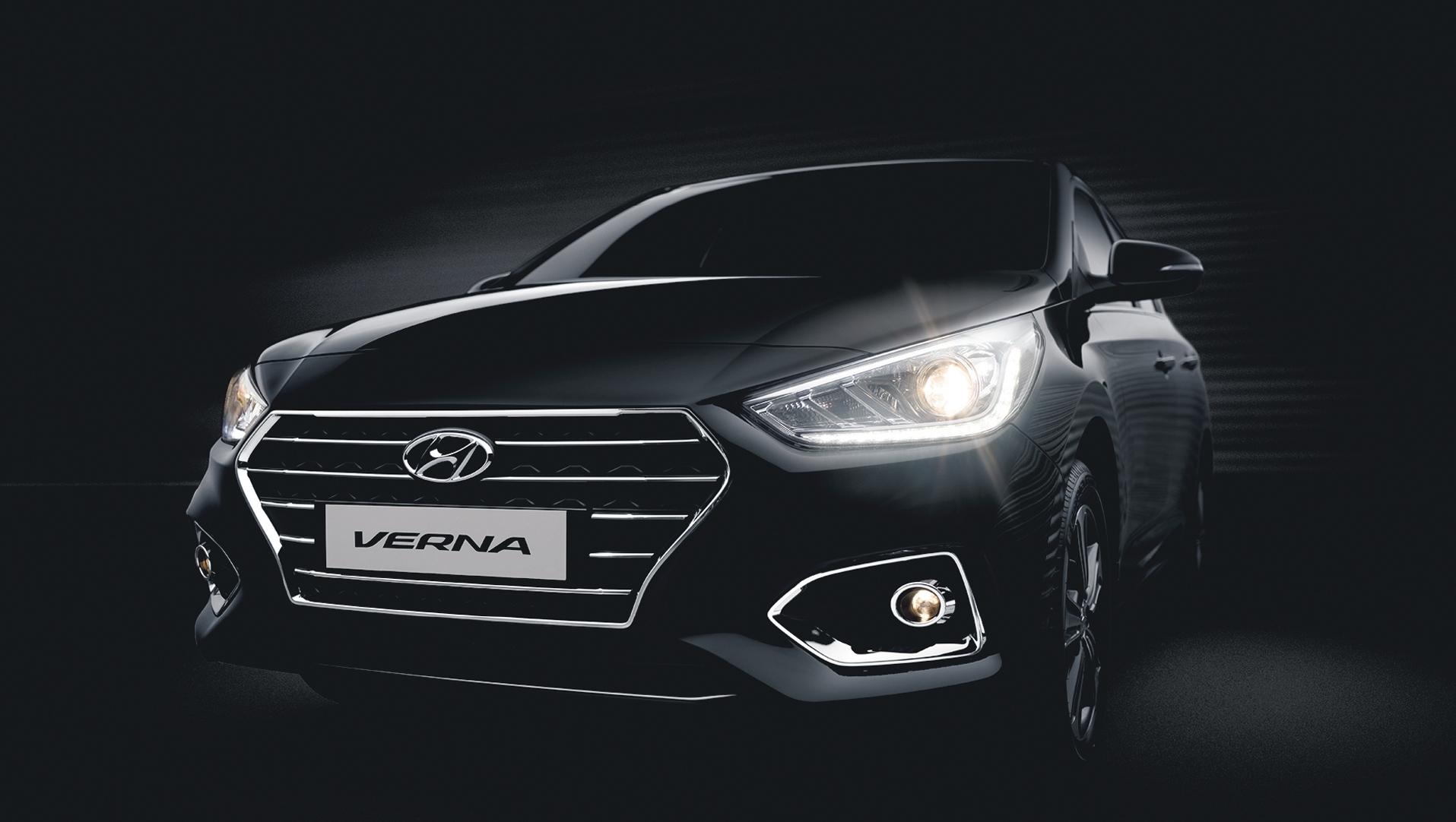 38 Hyundai Verna Wallpapers On Wallpapersafari