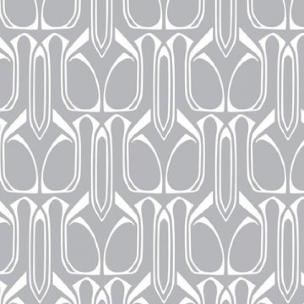 Tempaper Gio Silver wallpaper by Couture Deco 600x600