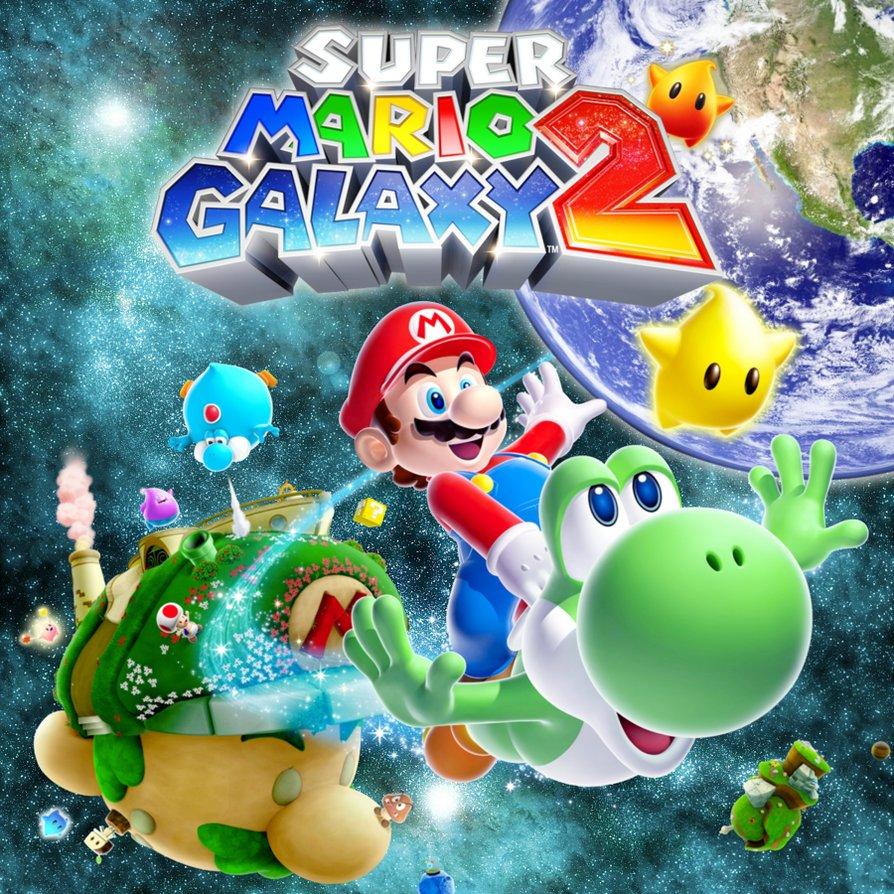 Image 2 Wallpaper: Super Mario Galaxy 2 Wallpaper Hd