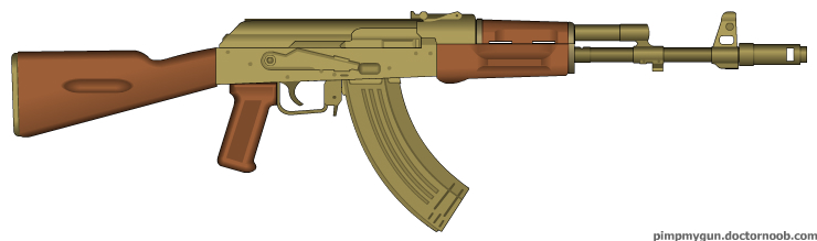 Go Back Gallery For Gold Ak 47 Wallpaper 740x219