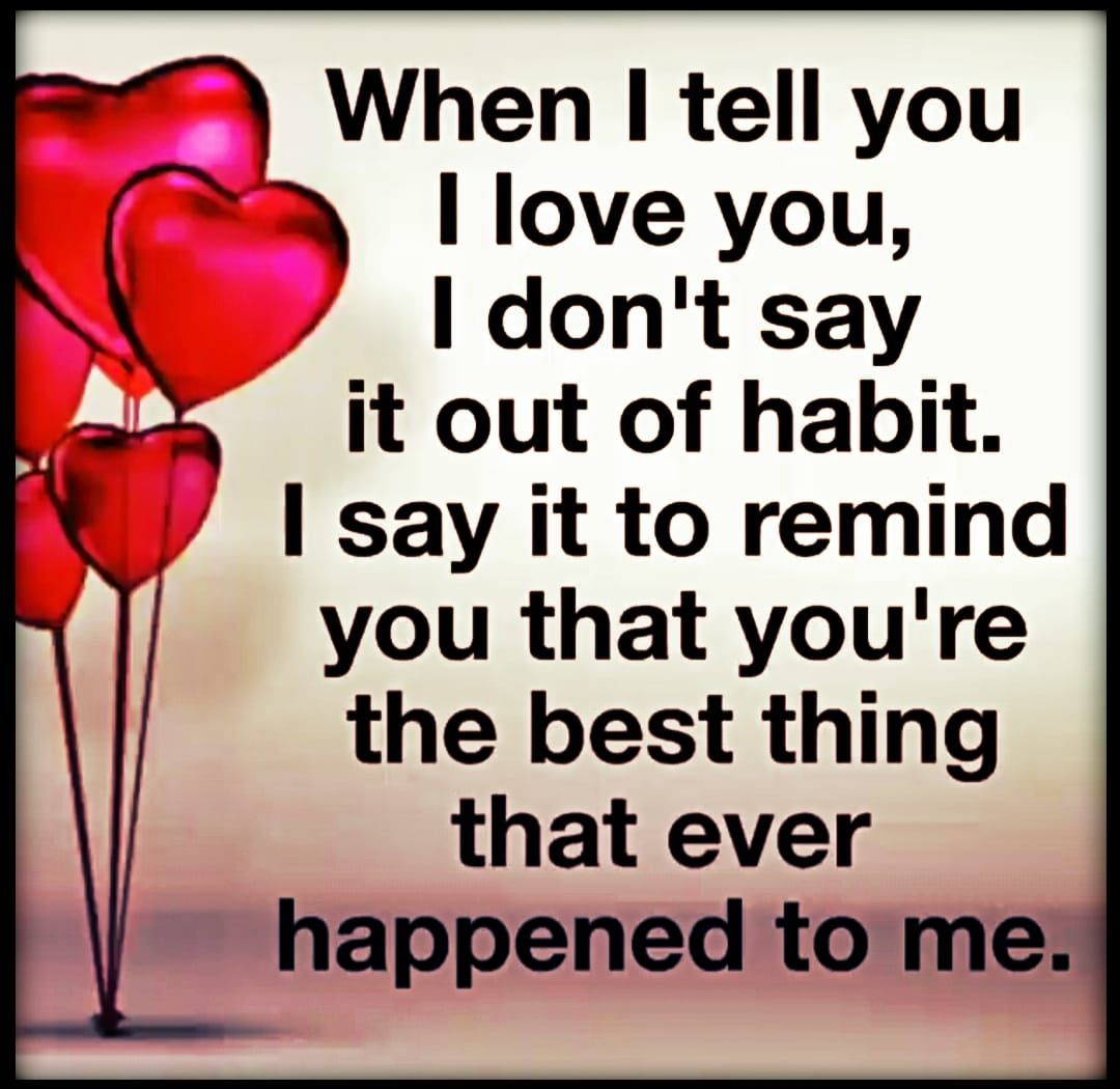 When I Tell You I Love You Pictures Photos and Images for 1080x1050