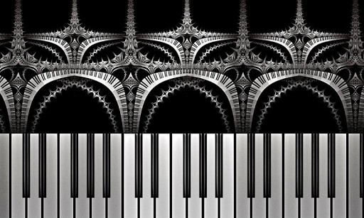 Piano Wallpapers App for Android 512x307