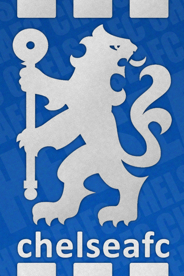 Logos Wallpaper Chelsea Fc With Size 640x960 Pixels For IPhone