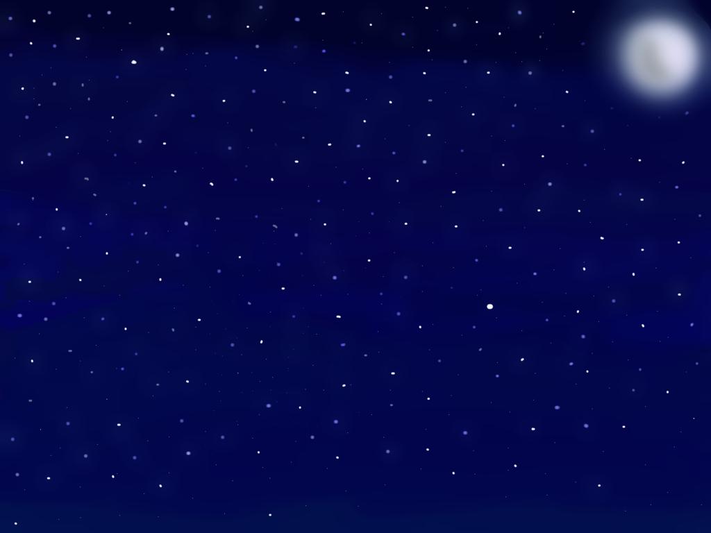 Night sky background by KayceeMuffins 1024x768