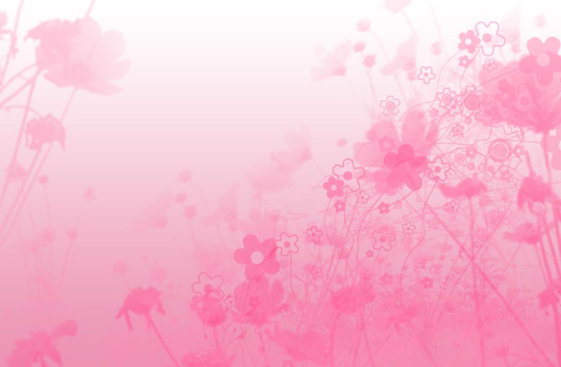 pink wallpaper by sayuri94 1100x720