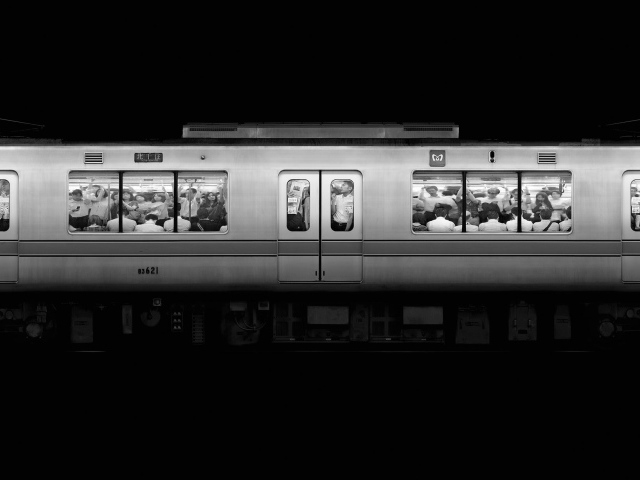 Photo subway train wallpapers and images   wallpapers pictures 640x480