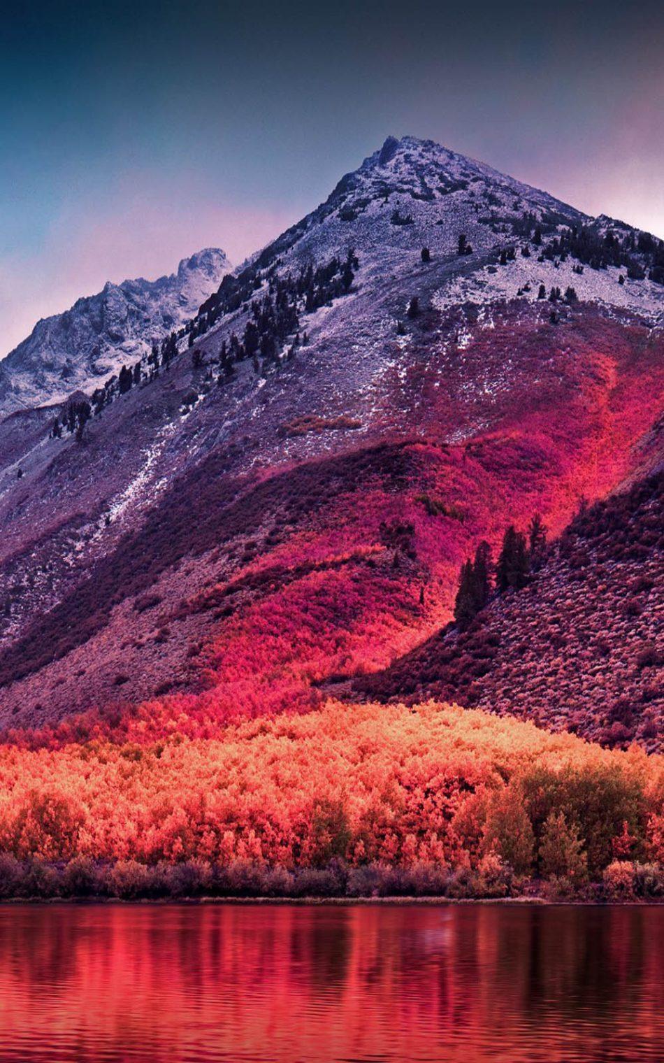 Free Download Download Sierra Nevada Mountains Landscape