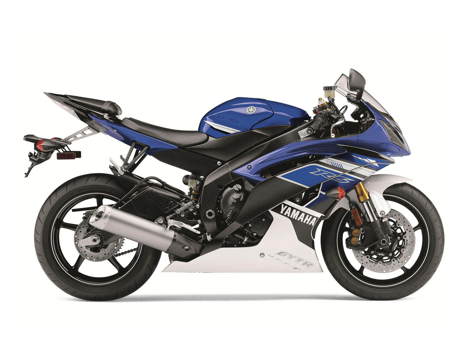 wallpapers Yamaha YZF R6 Bike Wallpapers 1600x1200