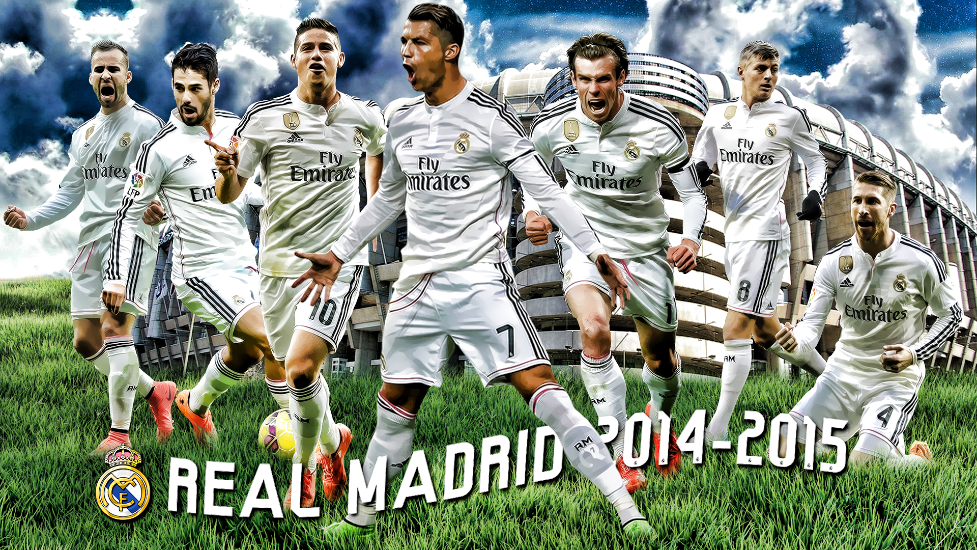 Real Madrid Best Wallpapers   Wallperiocom 1920x1080