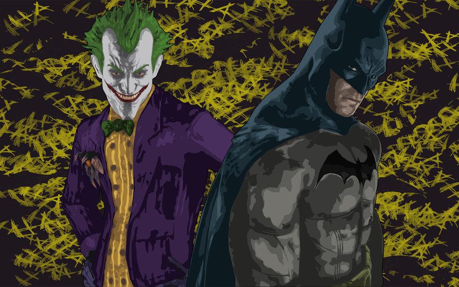 Go Back Gallery For Batman Vs Joker Wallpaper 900x563
