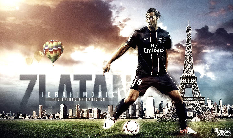 PSG   Zlatan Ibrahimovic HD Wallpapers   PSG   Zlatan Ibrahimovic 1440x853