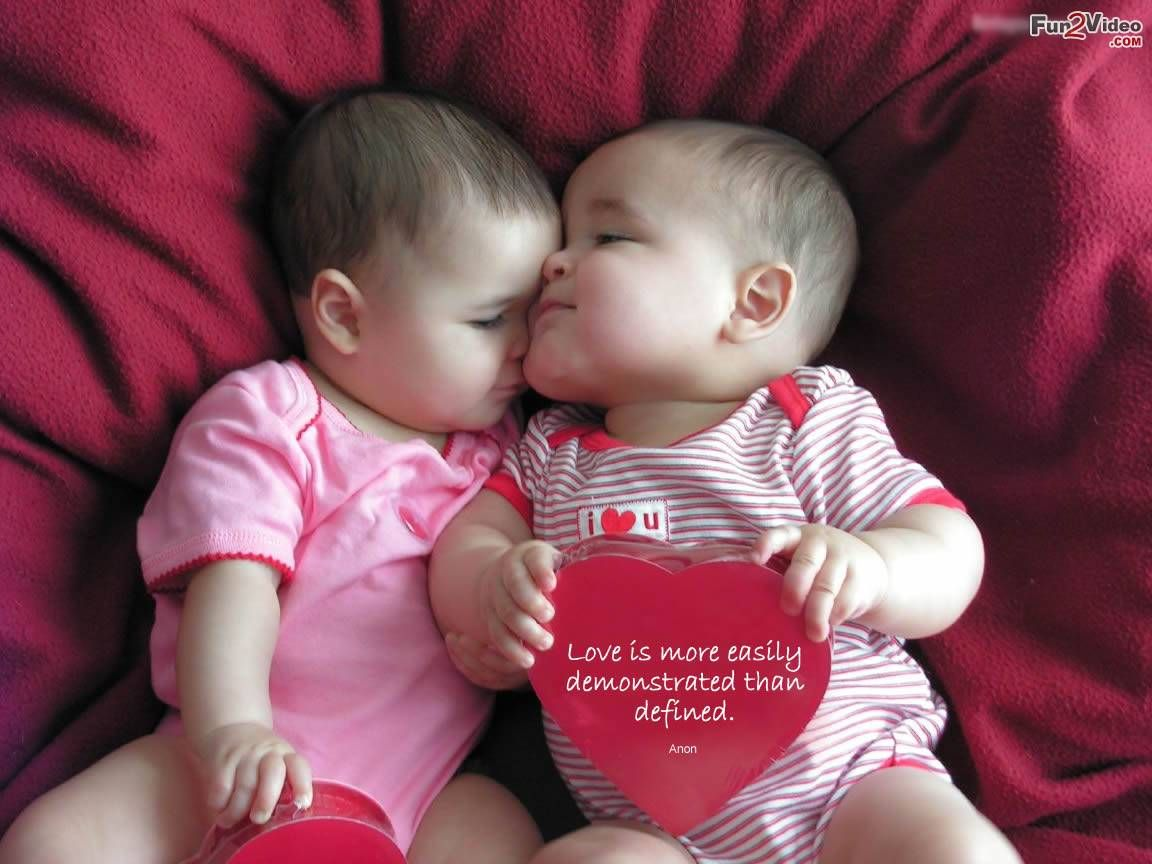 Cute Baby Wallpapers with Quotes  Just Cute 1152x864