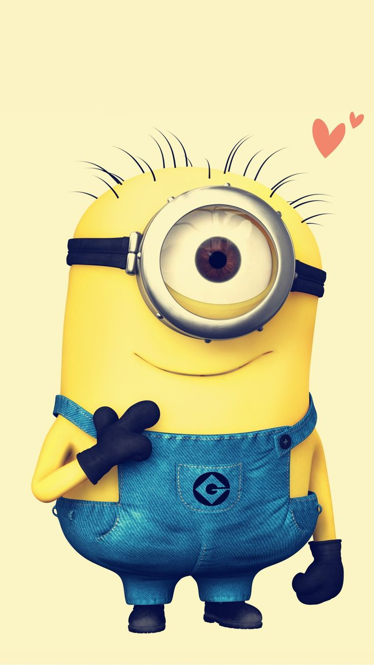 49 Minion Iphone Wallpaper Hd On Wallpapersafari