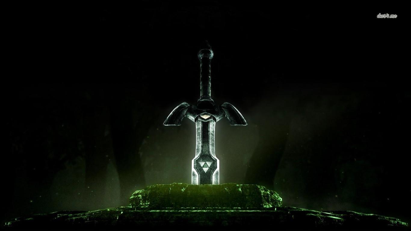 sword   The Legend of Zelda wallpaper   Game wallpapers   14941 1366x768