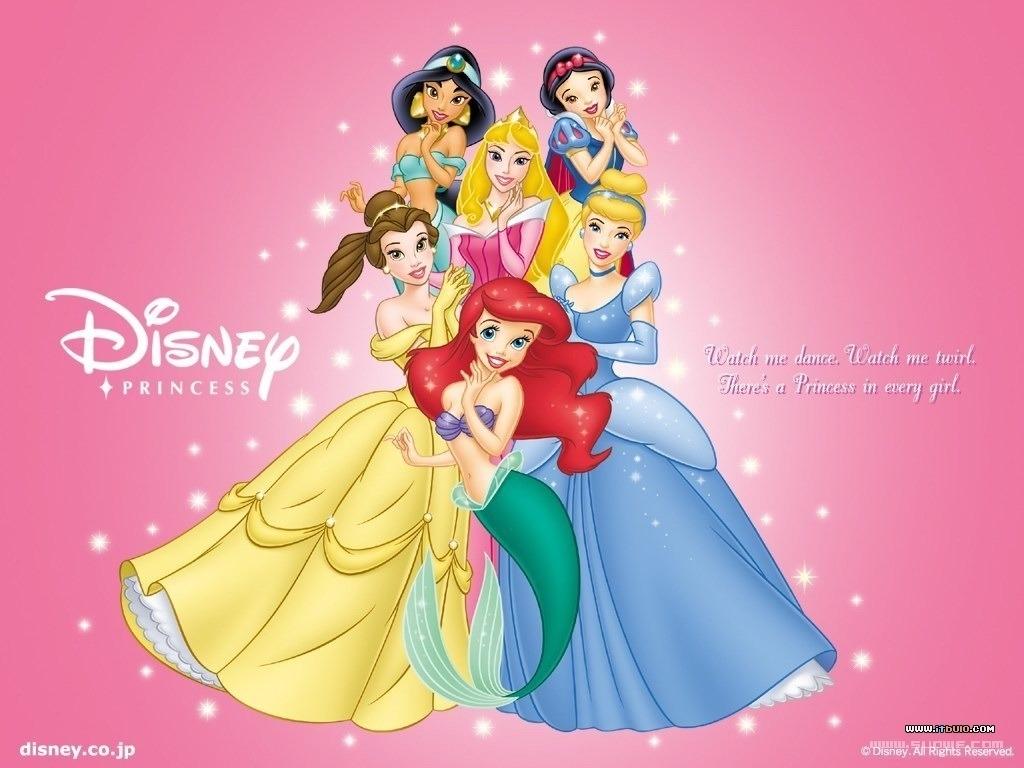 Disney Princesses - Disney Princess Wallpaper (1989428) - Fanpop
