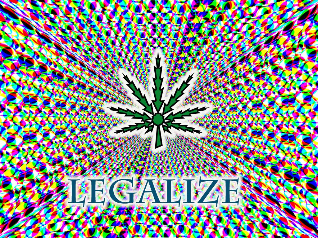 Psychedelic Smoke Wallpaper Trippy Pot Leaf Wallpa...
