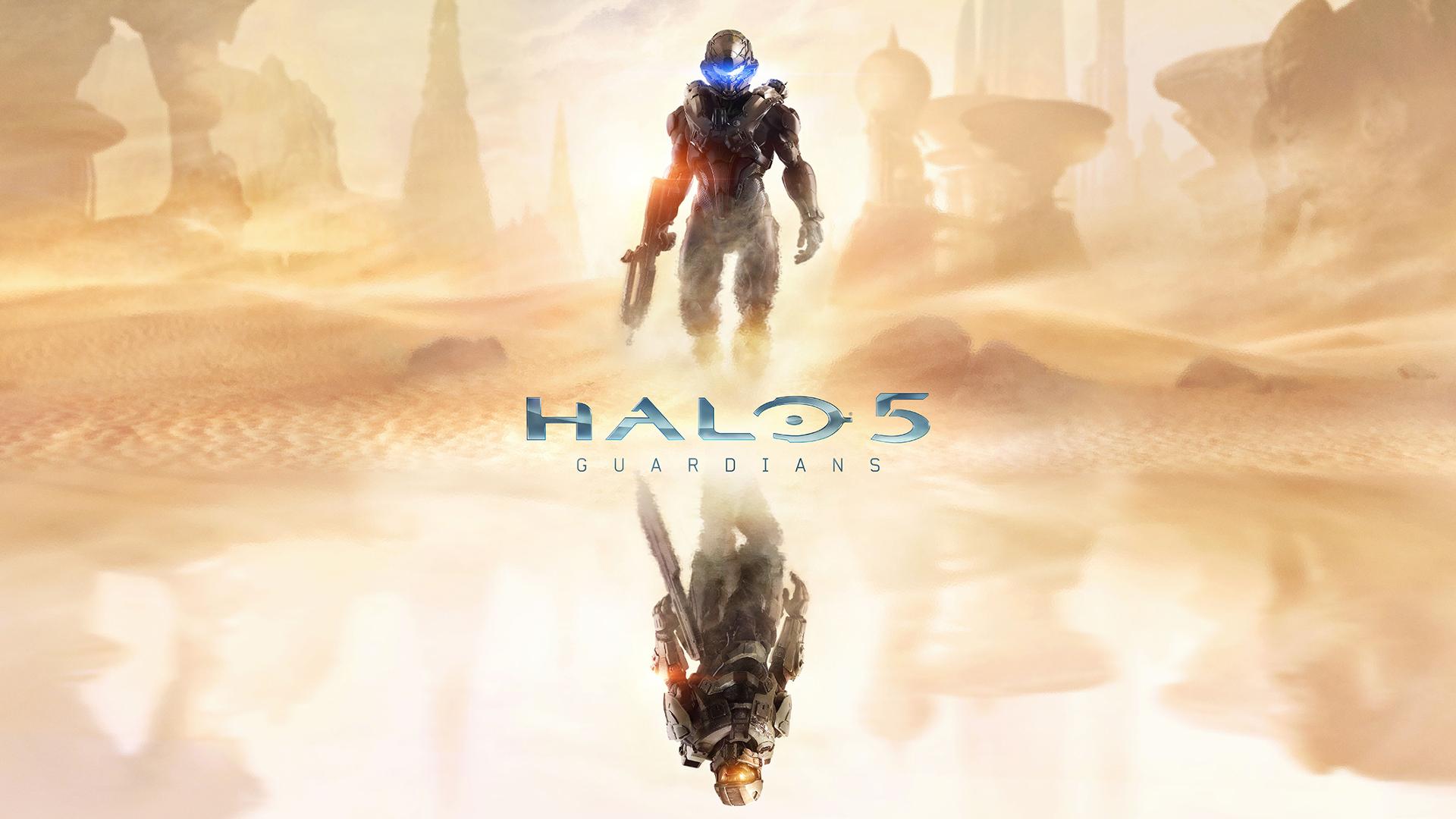 papel de parede de Halo 5 Guardians que ser lanado para Xbox One 1920x1080