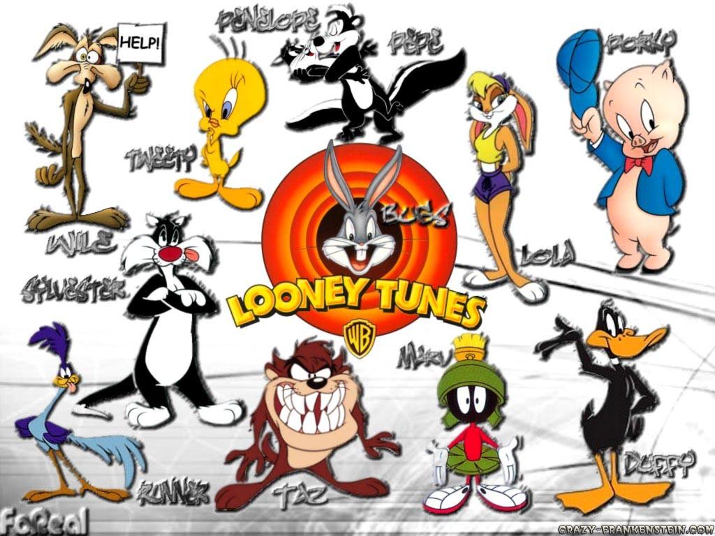 Looney Tunes Wallpaper   Cartoon Wallpapers 1024x768