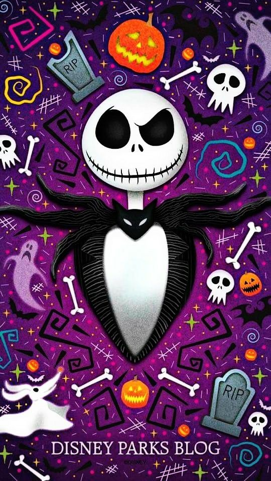 Pin by Brianna Rene on Wallpaper Nightmare before christmas 540x960