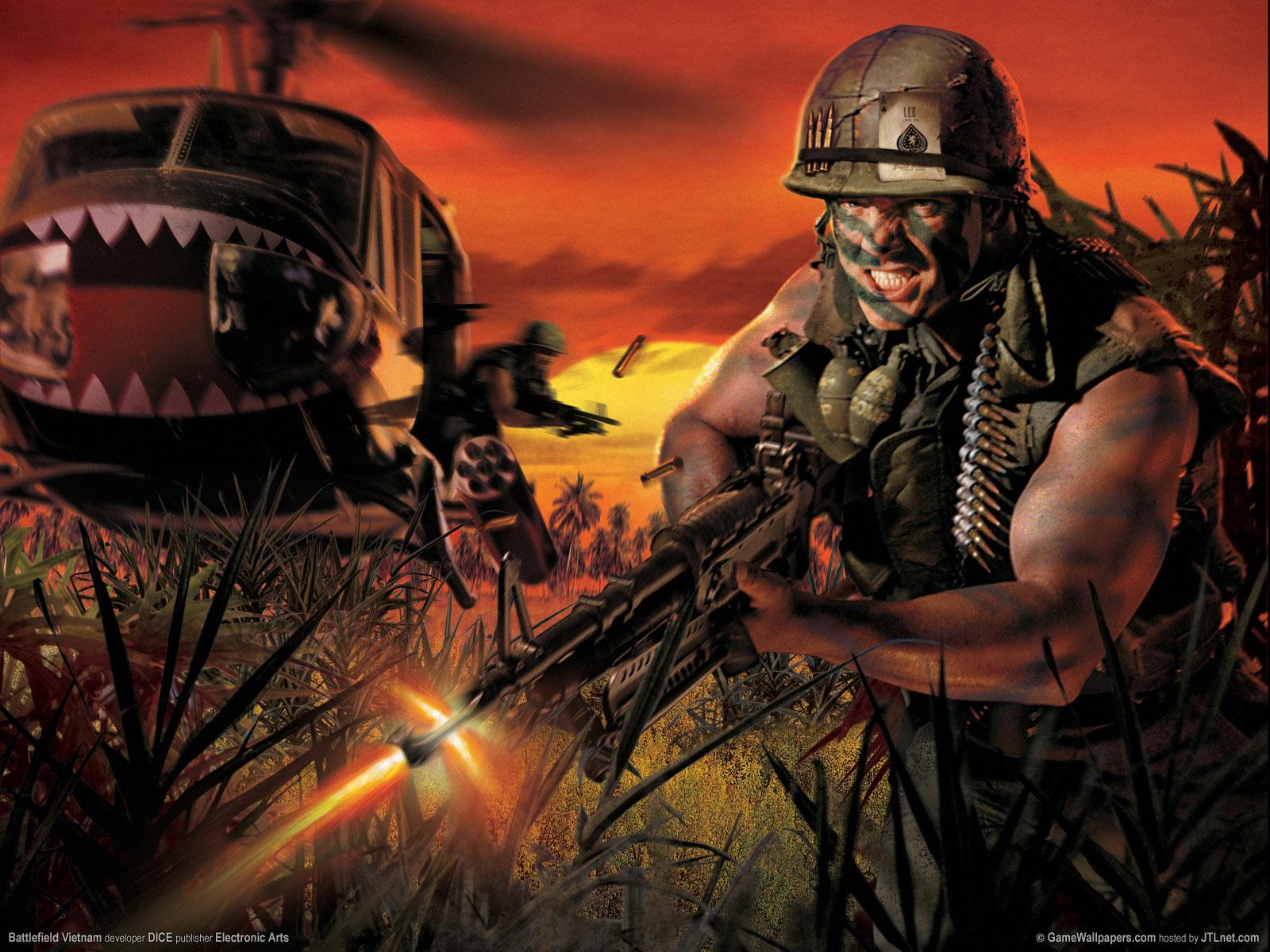 Vietnam War Wallpapers PJ6TZ63   4USkY 1600x1200