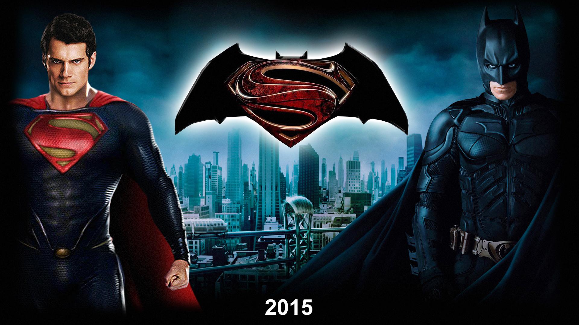 superman vs batman wallpaper by loganchico fan art wallpaper movies tv 1920x1080