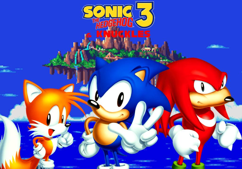 Sonic 3 Wallpaper Wallpapersafari