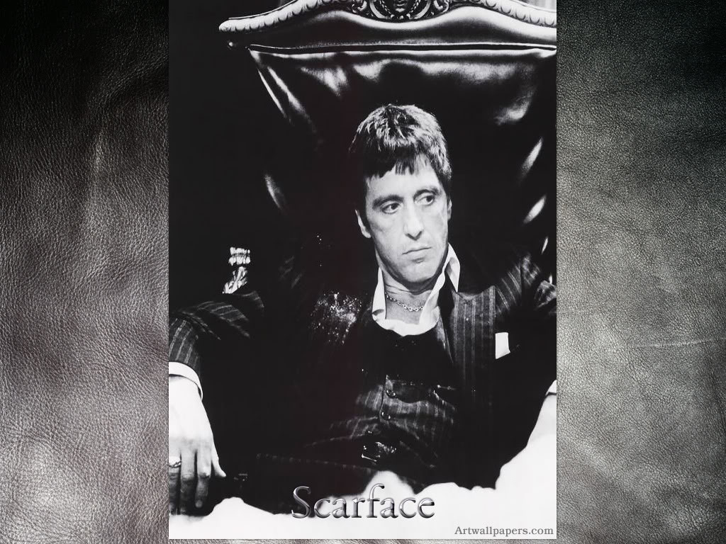 Scarface Background   Scarface Wallpaper 1024x768