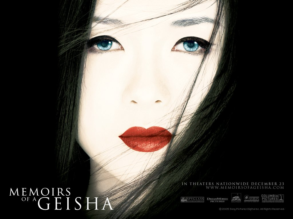 Memoirs of a Geisha Wallpaper 1024x768
