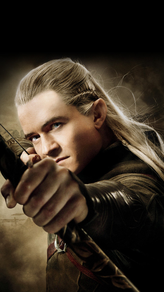 The Hobbit The Desolation of Smaug Legolas 540x960jpg 540x960