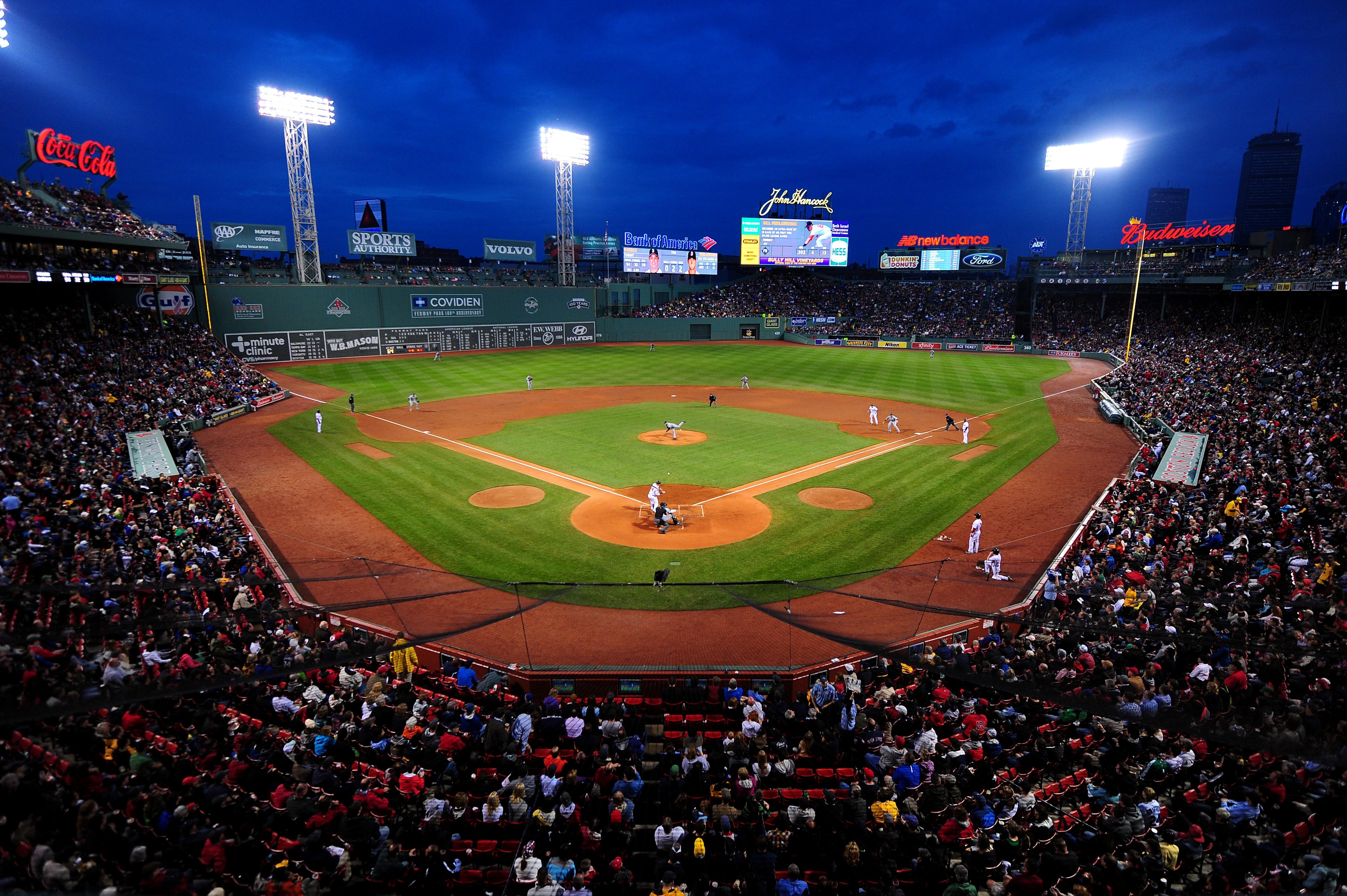 Boston Red Sox Wallpaper 4256x2832