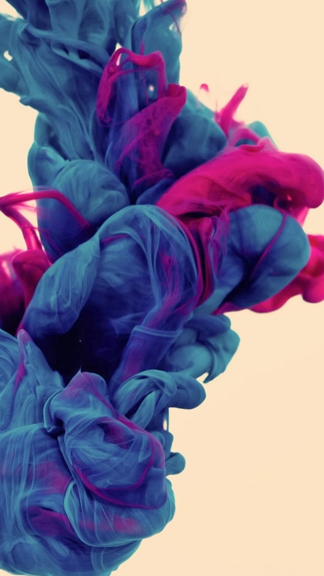 more wallpapers smoke smoke colored apple colorful texture abstract 640x1136