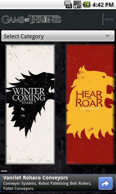 Game Of Thrones Wallpaper fr Android und PC kostenlos herunterladen 480x800