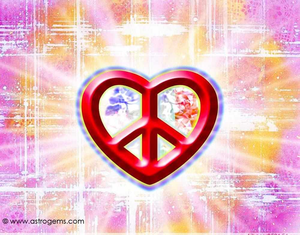 Peace Wallpaper 1000x786