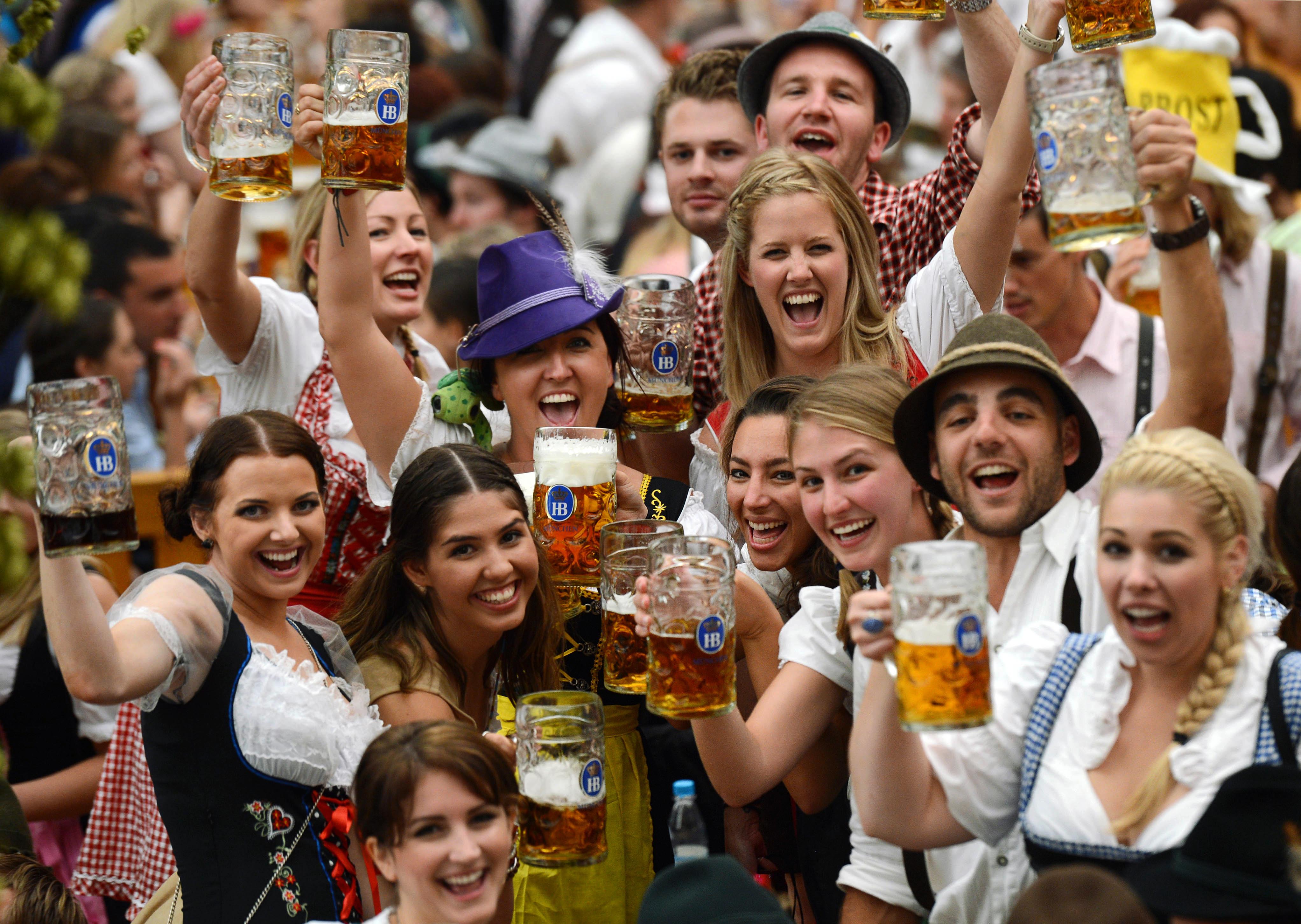 El Oktoberfest se cuela entre las Fiestas importadas con 4088x2904