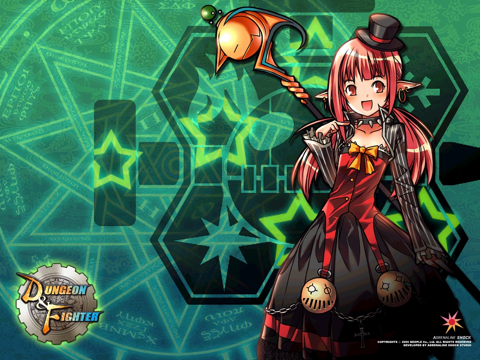 Dungeon Fighter Online Dungeon and Fighter Ready to struggle until 1600x1200