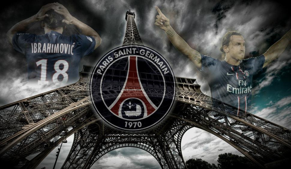 Zlatan Ibrahimovic PSG Wallpaper   ForWallpapercom 970x562