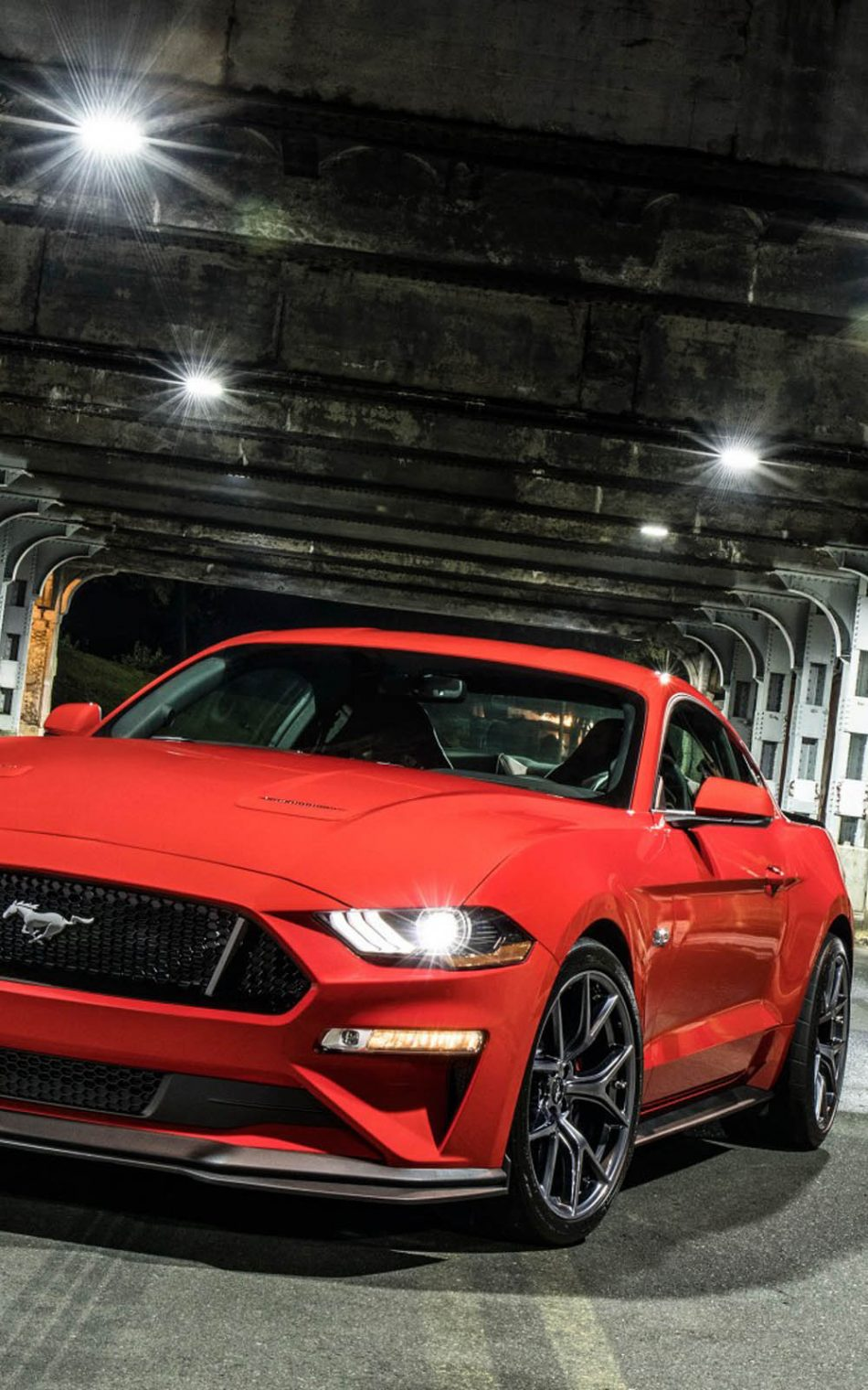 25 Ford Mustang Red Wallpapers On Wallpapersafari