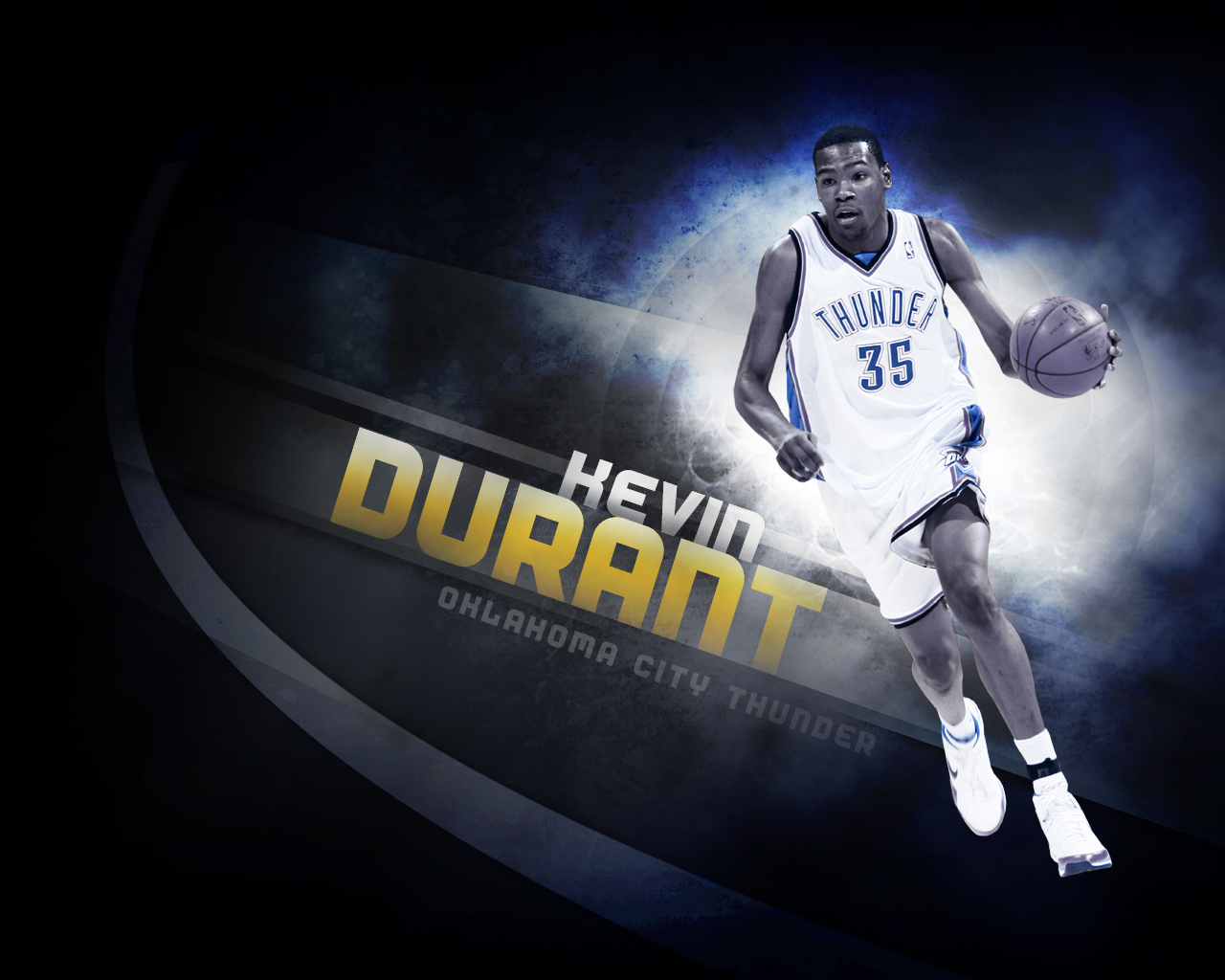 Its All About Basketball Kevin Durant New HD Wallpapers 2012 1280x1024