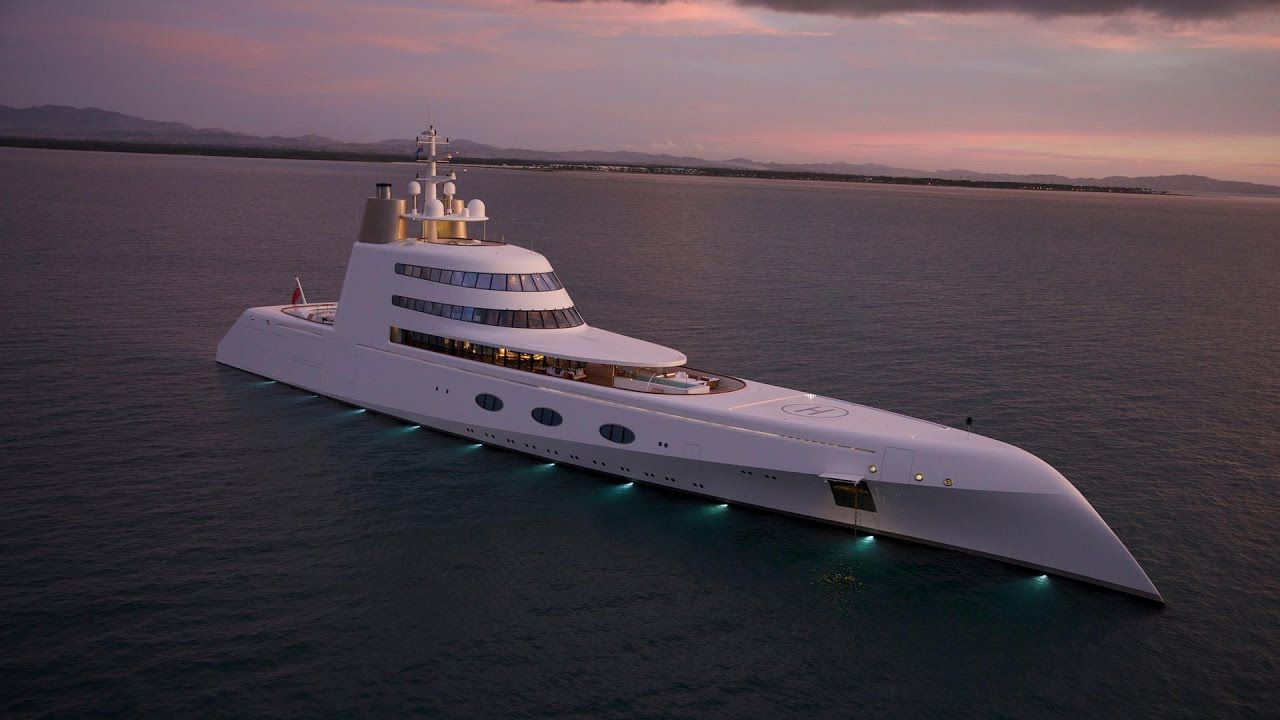Top 10 Most Expensive Yachts in the World Luxhabitat 1280x720
