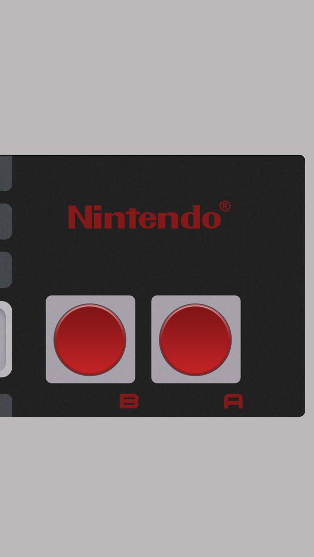iPhone 5 Nintendo NES Wallpapers   Matt Gemmell 640x1136