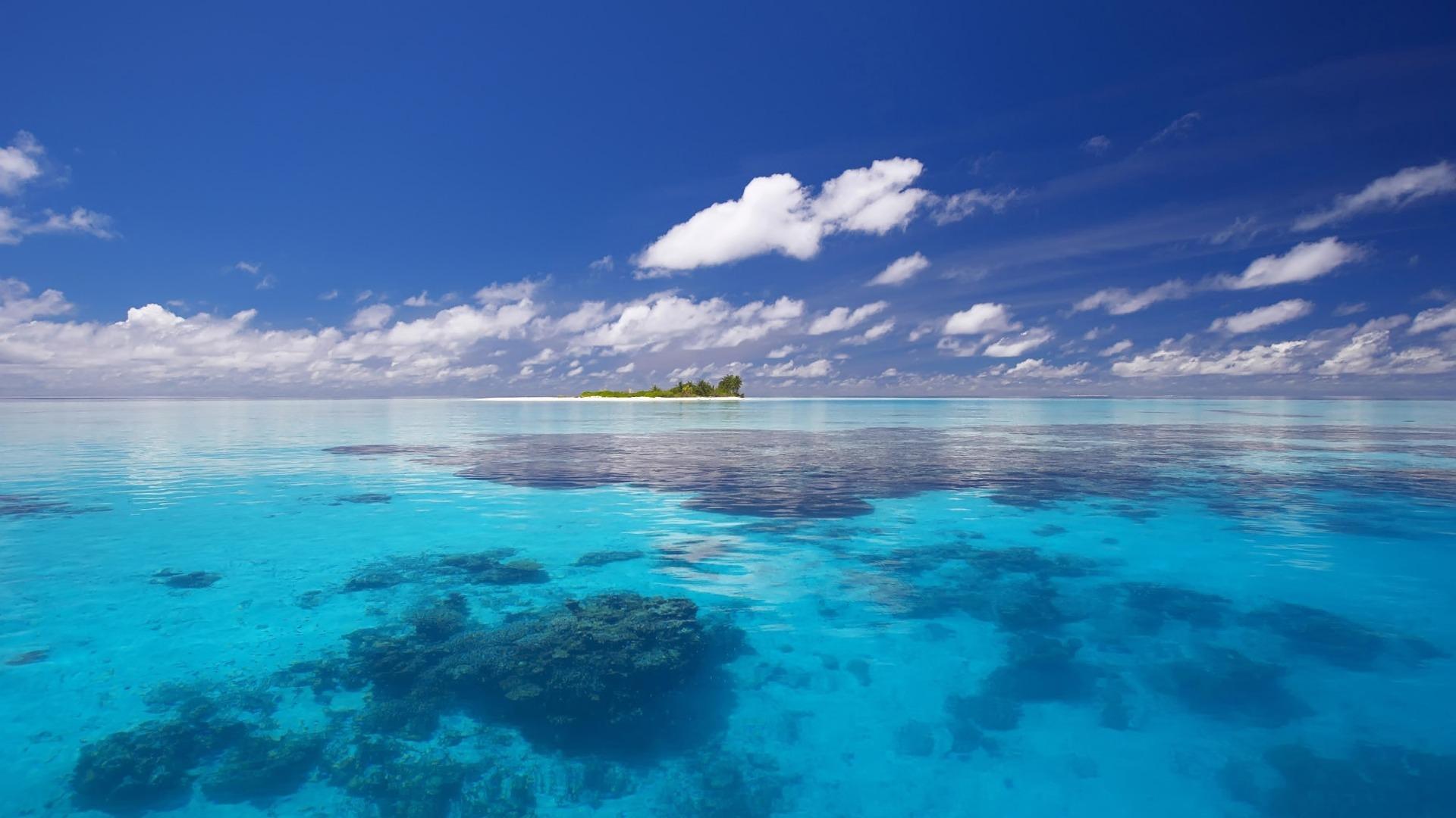 Ocean Landscape Wallpapers HD Pictures Live HD Wallpaper 1920x1080