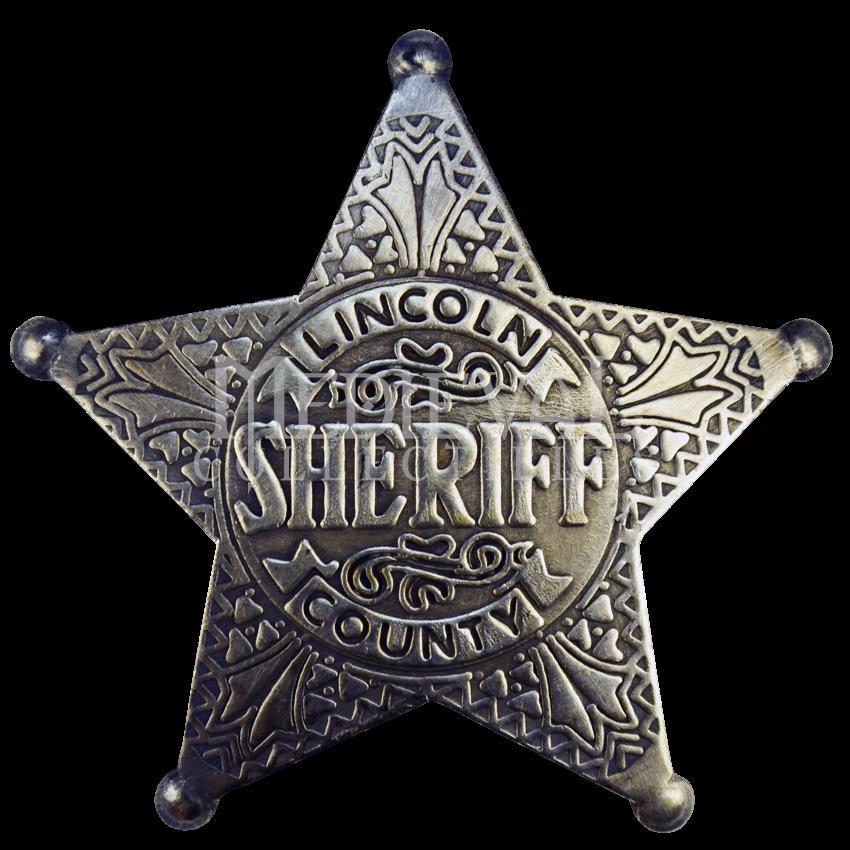 Sheriff Badge Wallpaper Lincoln county sheriff badge 850x850
